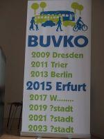 Einen kleinen Hinweis zur nächsten BUVKO-Stadt...